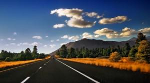 road trip, road, sky pretty