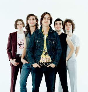 the strokes, full band pic