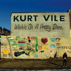 kurt vile, walkin on a pretty daze, album, cover art, new
