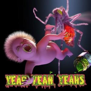 Yeah Yeah Yeahs Mosquito album cover art