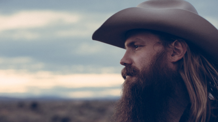 Chris Stapleton's new album, Traveller, comes out May 4