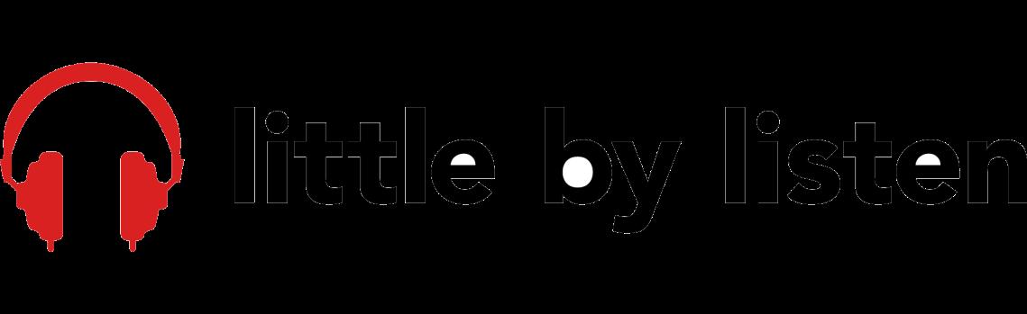 LittlebyListen_Logo_Lowercase_1958x600